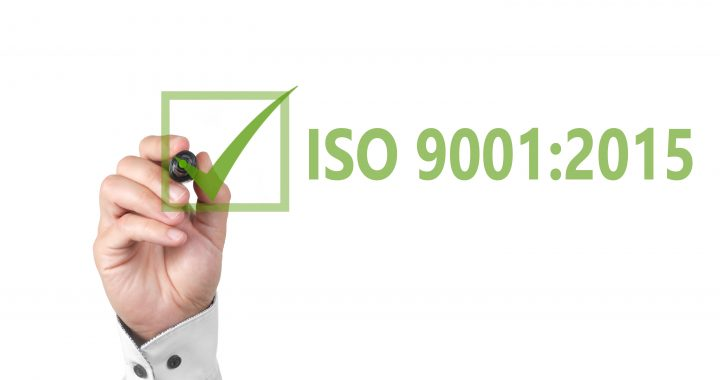 What ISO 9001:2015 Certification Means for your Company